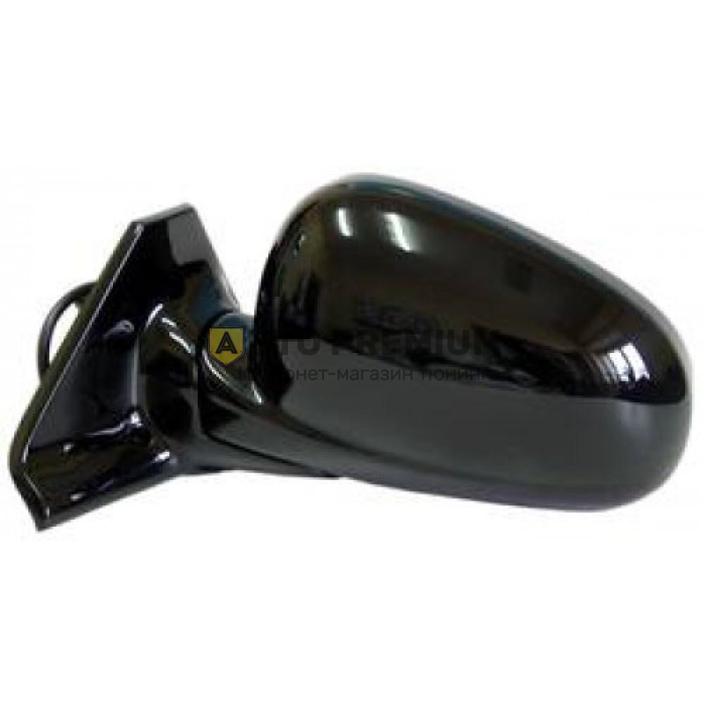 Боковые зеркала «Волна» в цвет/черные на ВАЗ 2108-2115